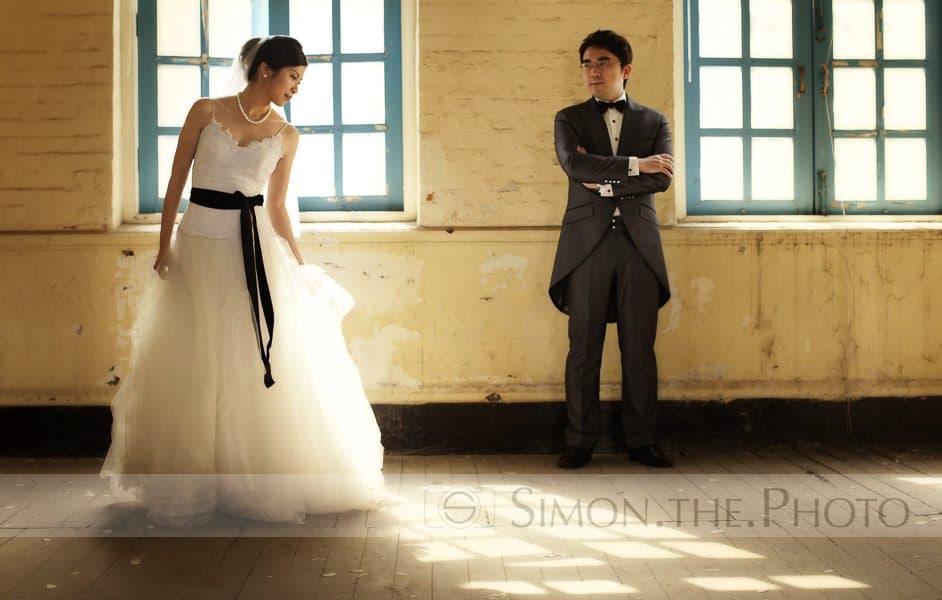 pre wedding at 大館