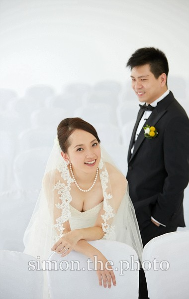 一個 Simon 最想影的婚禮?…… abby.kenny.wedding at Auberge Discovery Bay 22