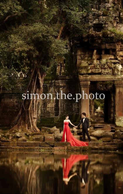 Cambodia Pre Wedding - jacqueline.bob 19