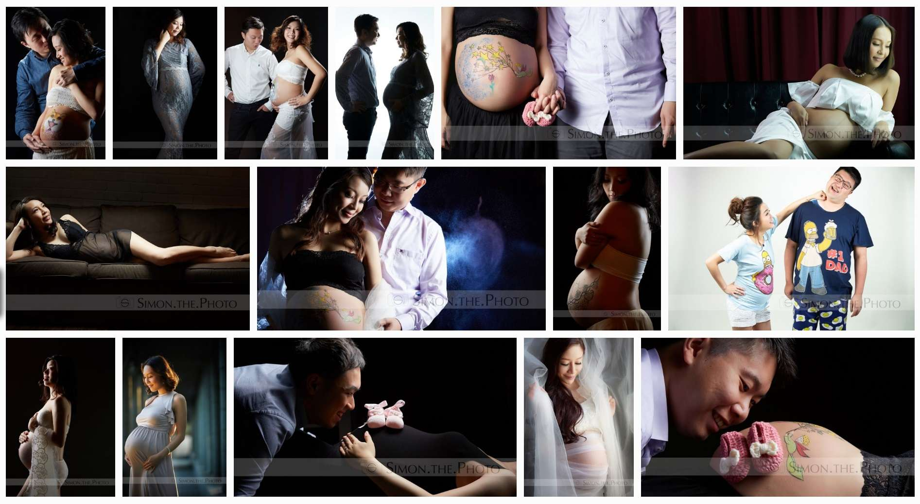 pregnancy photos college