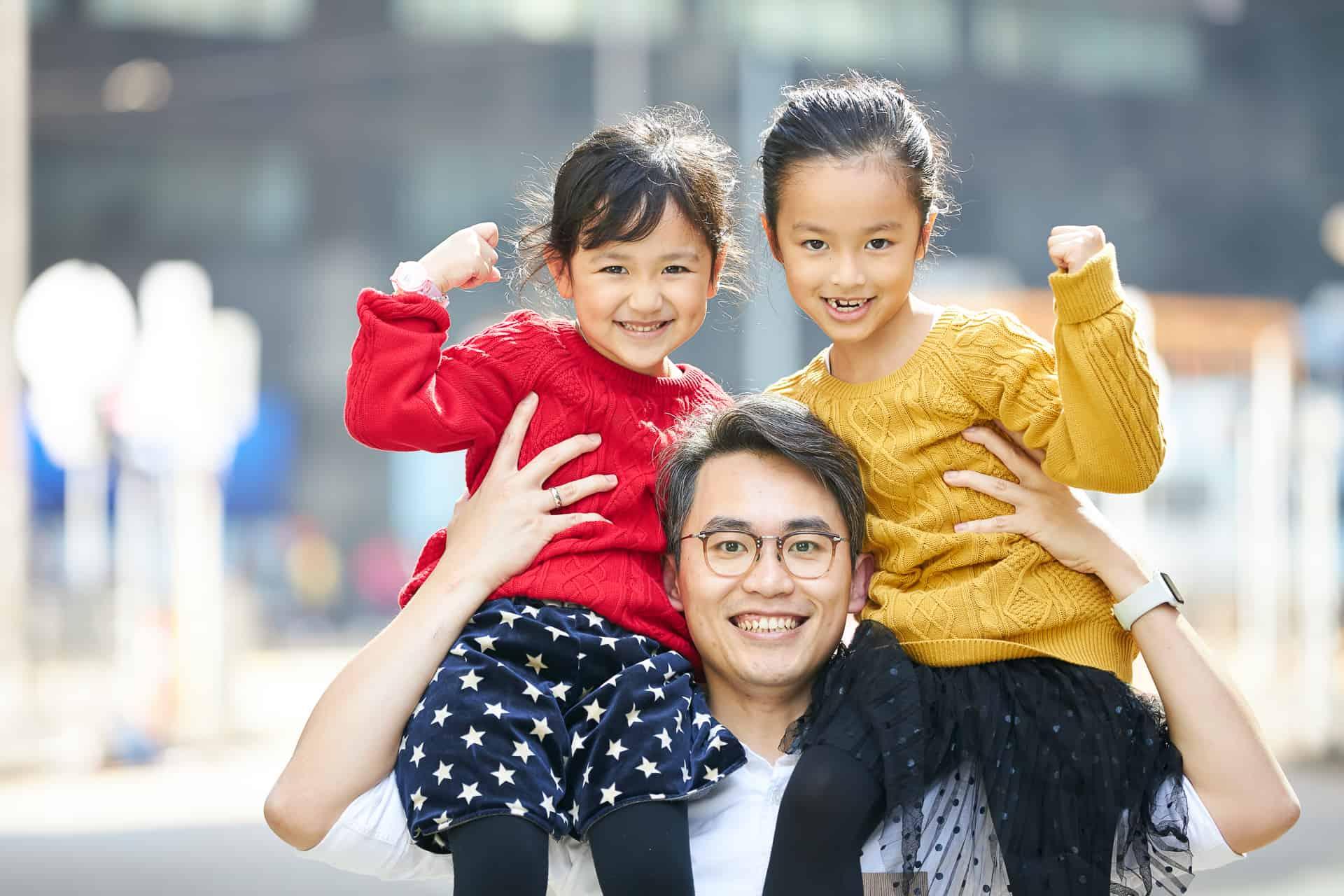 【5】個 同小朋友 拍攝 family photo 小貼士 4