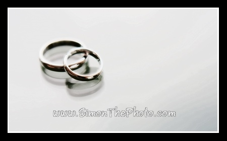 wedding rings of Kitty and Charles