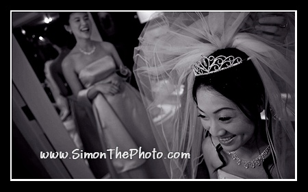Kitty and Hera Kwong ~ Matron of Honor