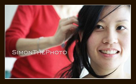 Hair redo