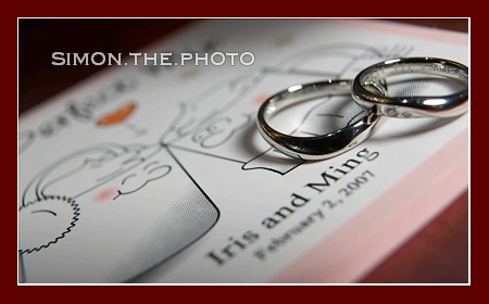the rings and souvenir